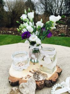Wedding Jam Jars