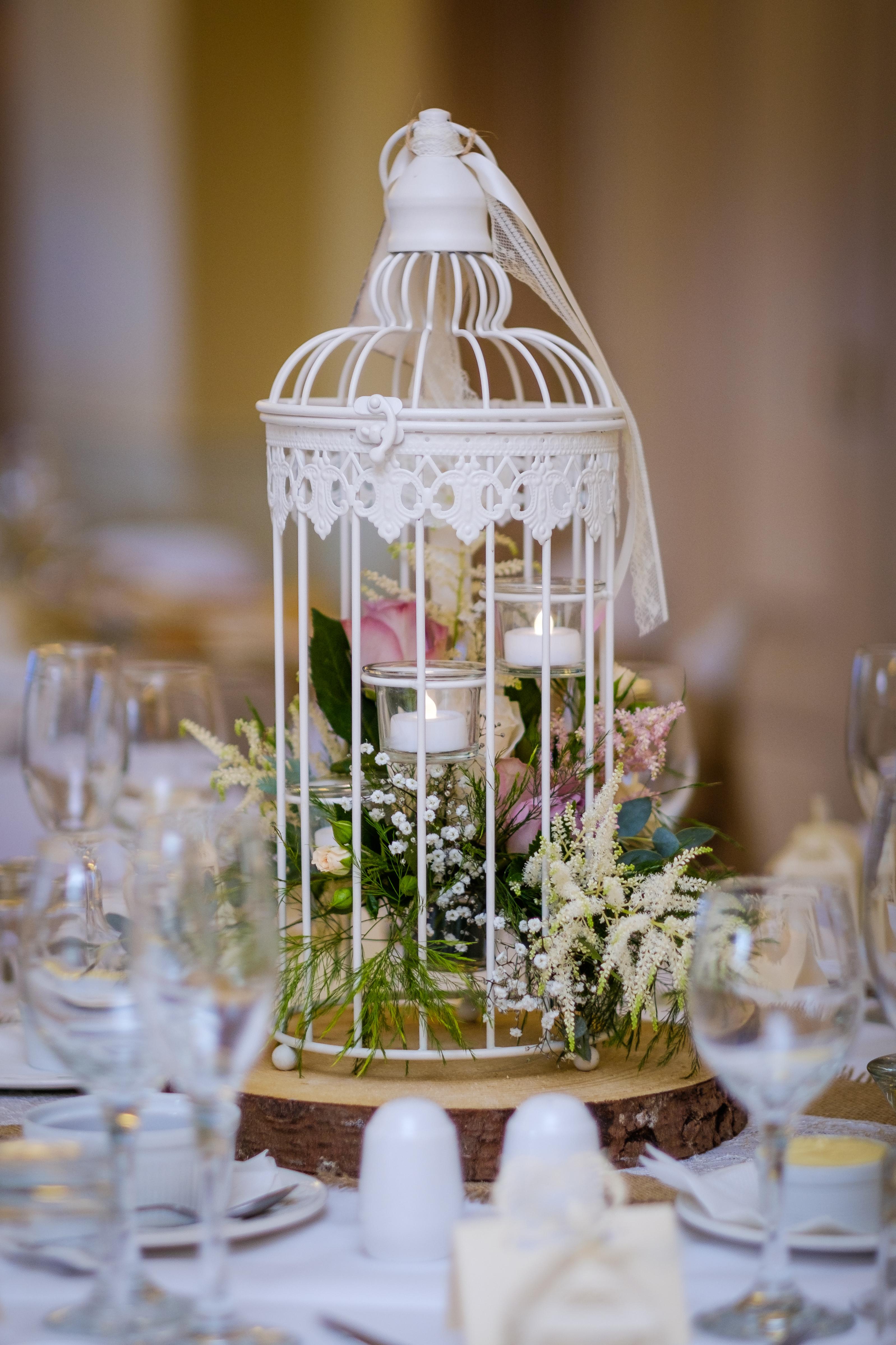 Bird Cage Centrepiece